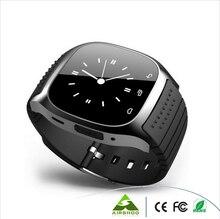 10X M26 Bluetooth Smart Watch armbanduhr smartwatch mit Zifferblatt SMS Erinnern Musik-player Schrittzähler für Android Samsung Smartphones