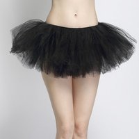 skirt retro for Kids Girl Princess Tutu Skirt Tulle Lace Trimmed Layered Bowknot Skirt 2-8Y