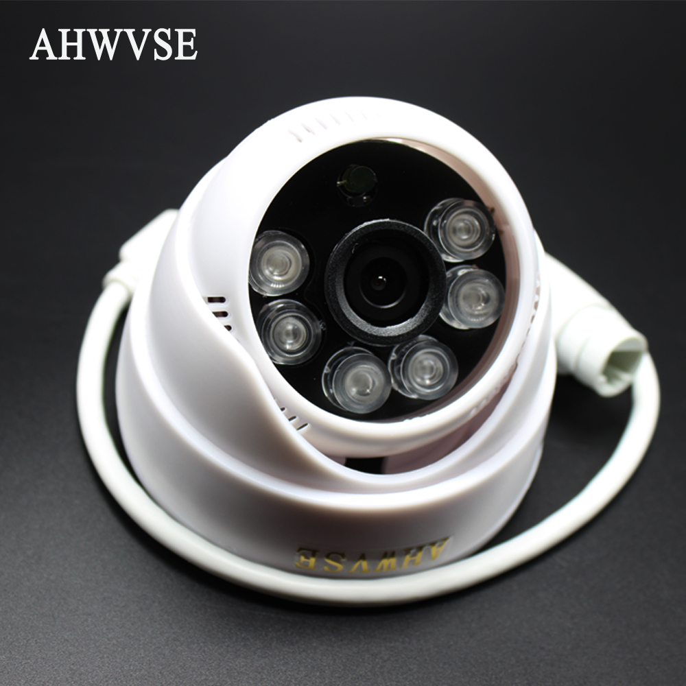 H.264 Full HD 1080P IP Camera 960P 720P 2.0 Megapixel Indoor IR Dome Security CCTV POE Camera Onvif XMEYE ahwvse h 264 poe camera promotion full hd 1080p poe ip camera h 264 infraed cctv camera mini ir dome indoor camera