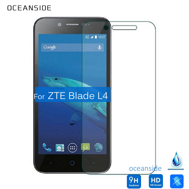 Tempered Glass For Zte Blade L3 L4 Pro L5 Plus L6 L7 Screen