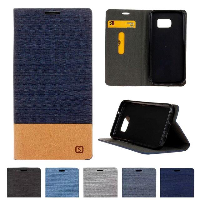 Flip Case for Samsung Galaxy S7 S 7 Edge 7S S7Edge SM G935 G935F G935fd SM-G935fd SM-G935F SM-G935K Case Leather Phone Cover