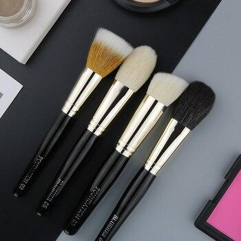 Makeup Brushes Blusher Definer Stippling Contour Foundation 1 Piece