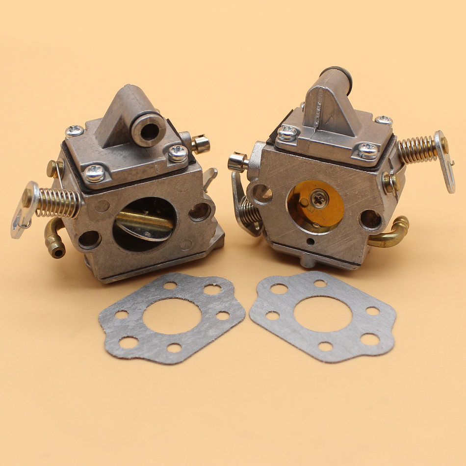 2Pcs/lot Carburetor Carb Gasket For STIHL MS170 MS180 MS 170 180 017 018 Zama C1Q-S57B Chainsaw Engine Motor Parts