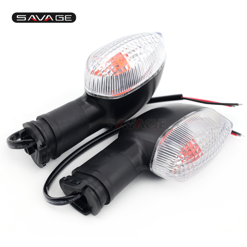 cheapest Motorcycle 1 Pair 10mm Black LED Brake Blinker Light Turn Signal Flashing For Harley Cruiser Chopper Indicator Lights