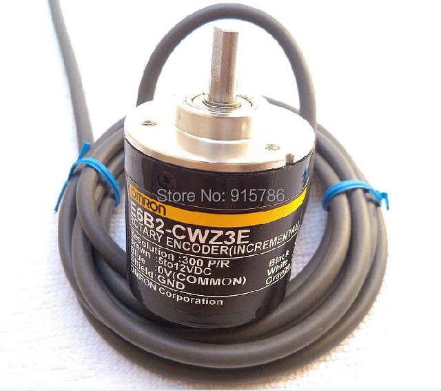 1 jahr garantie E photoelektrischen drehgeber E6B2-CWZ3E 400 P/R ABZ encoder 5-24 V 2 Mt