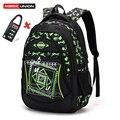 Magic union crianças escola bags para meninos das meninas crianças da escola primária mochila mochilas sacos de moda à prova d' água com fechamento