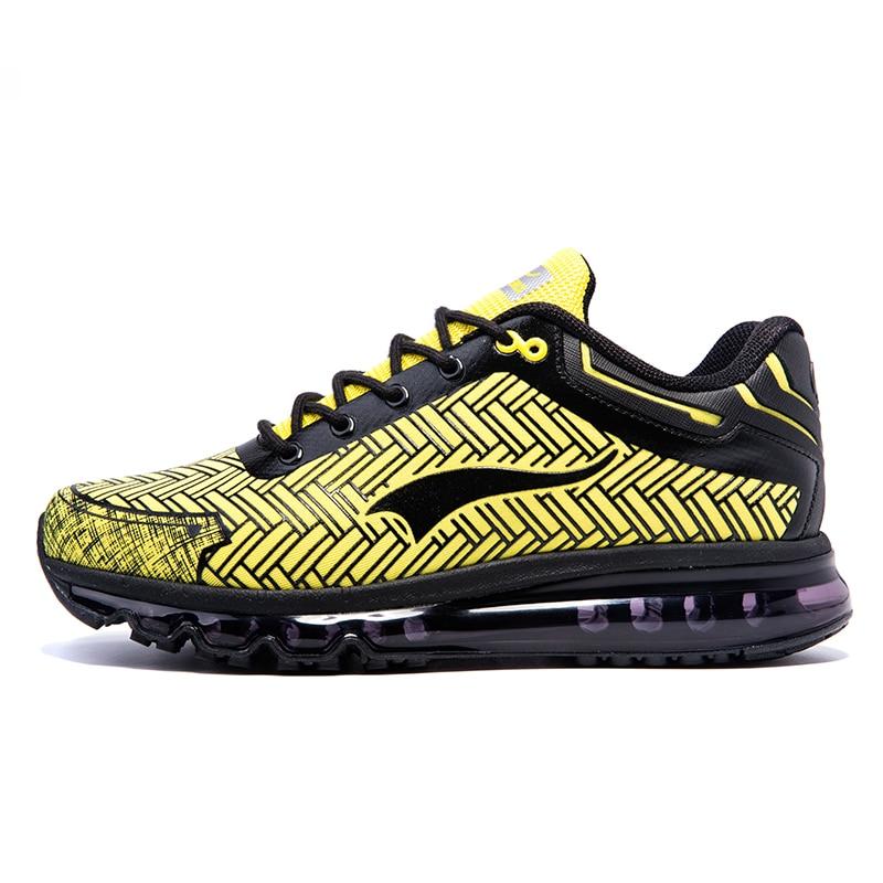 a4d34785e1e9 ONEMIX для мужчин s кроссовки легкий Air кроссовки на подушке для мужчин  спортивные беговые 97 купить на AliExpress