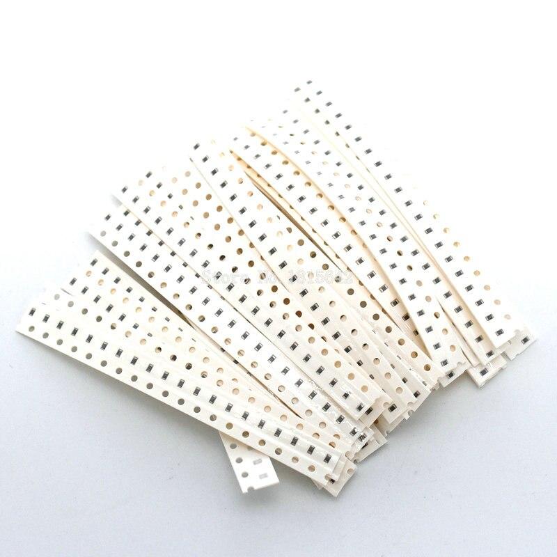 Resistor-Kit Sample-Bag 0603 Smd 1ohm-10m-Ohm 5%36valuesx20pcs--720pcs