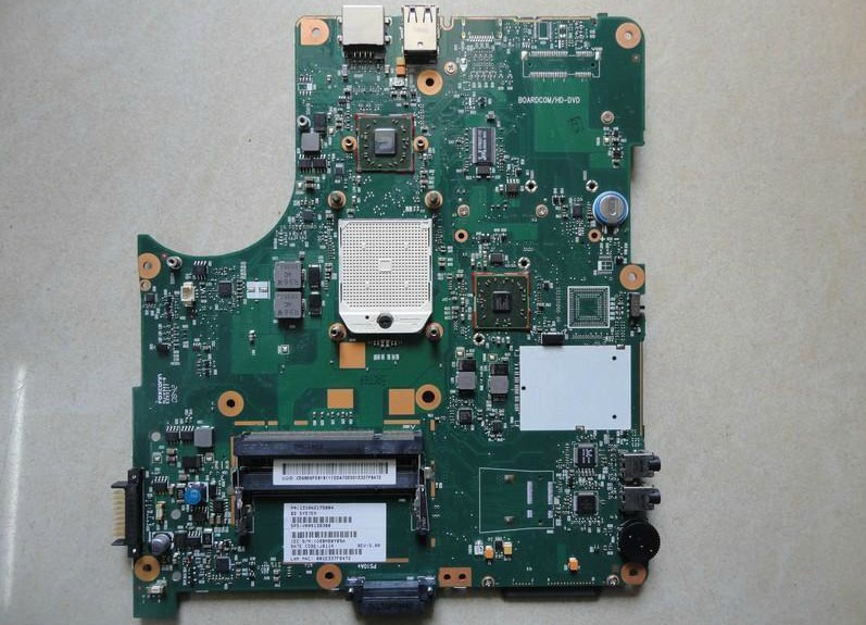 V000138980 motherboard for toshiba satellite L300 L305D laptop main board AMD DDR2 6050A2323101-MB-A01,90days warranty! v000138980 motherboard for toshiba satellite l300 l305d laptop main board amd ddr2 6050a2323101 mb a01 90days warranty