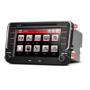 """7"""" Special Car DVD for Seat Toledo 2013-2015 & Seat Alhambra 2013-2016 with Android Mirror Link Support & Dual Channel CanBus"""