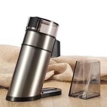 Household electric mini - powder coffee bean grinder machine grain miscellaneous grains dry mill machine