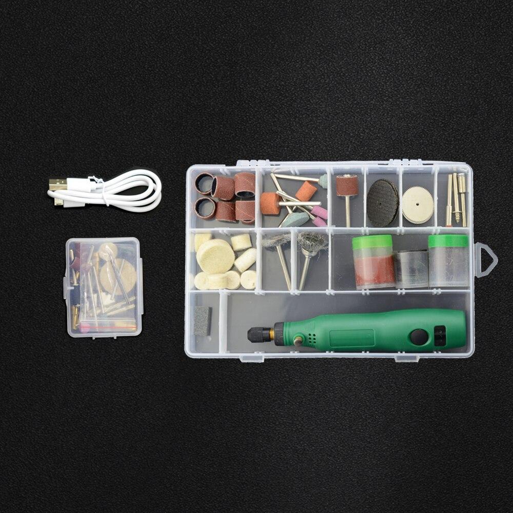 Image 5 - Аккумуляторная дрель, электроинструменты, электрическая мини дрель, набор шлифовальных аксессуаров, 3,6 В, беспроводная мини ручка для гравировки, инструменты Dremel-in Электрические сверла from Инструменты on
