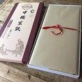 100 Лист Топ рисовая бумага для живопись  каллиграфия Китайская бумага Хуань художника художественные принадлежности