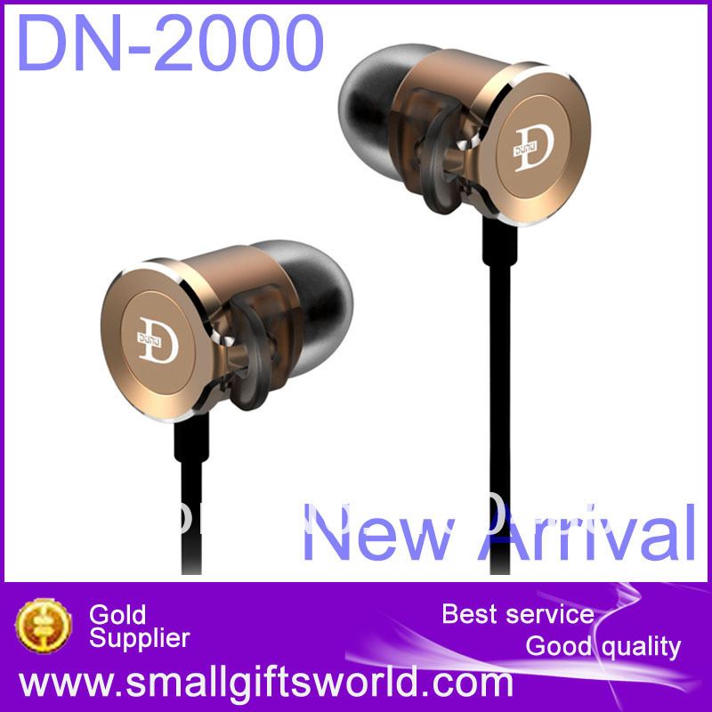 Free Shipping 100%Original Dunu DN2000 DN-2000 Earbuds Ultimate quality hybrid IEMs in-ear Earphone(Have coupon) dunu dn 26m наушники