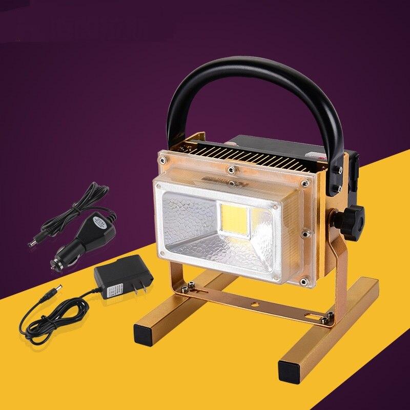 LED светодиодный индикатор зарядки уличная Водонепроницаемая лампы фонарик светодиодный кемпинга автомобиля суд аварийного свет прожектор