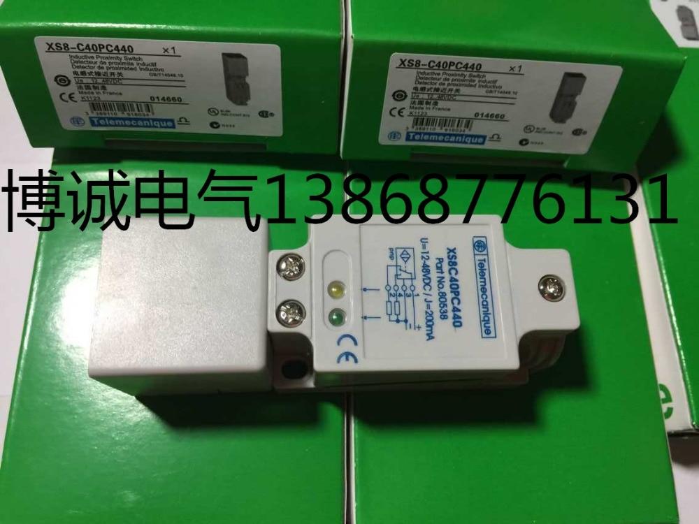 XS8-C40PC440 Schneider  New High-Quality Proximity Switch Sensor XS8-C40PC440 Schneider  New High-Quality Proximity Switch Sensor