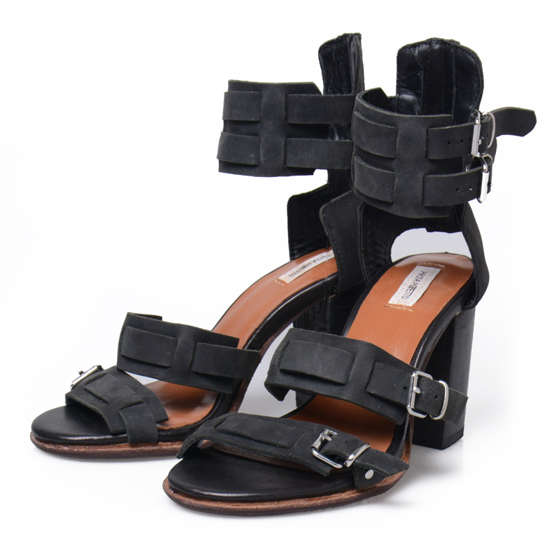 Prova Perfetto Sommer Super Star Kleid Schuhe Original Echtes Leder Peep Toe Frauen Sandale Schnalle High Heel Rom Sandale-in Hohe Absätze aus Schuhe bei  Gruppe 2