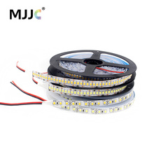 12V LED Strip SMD 2835 1M 2M 3M 4M 5M LED Stripe Tape Light 120LED/M 240LED/M Warm White Flexible Strip Ribbon Home Decor Light цена и фото