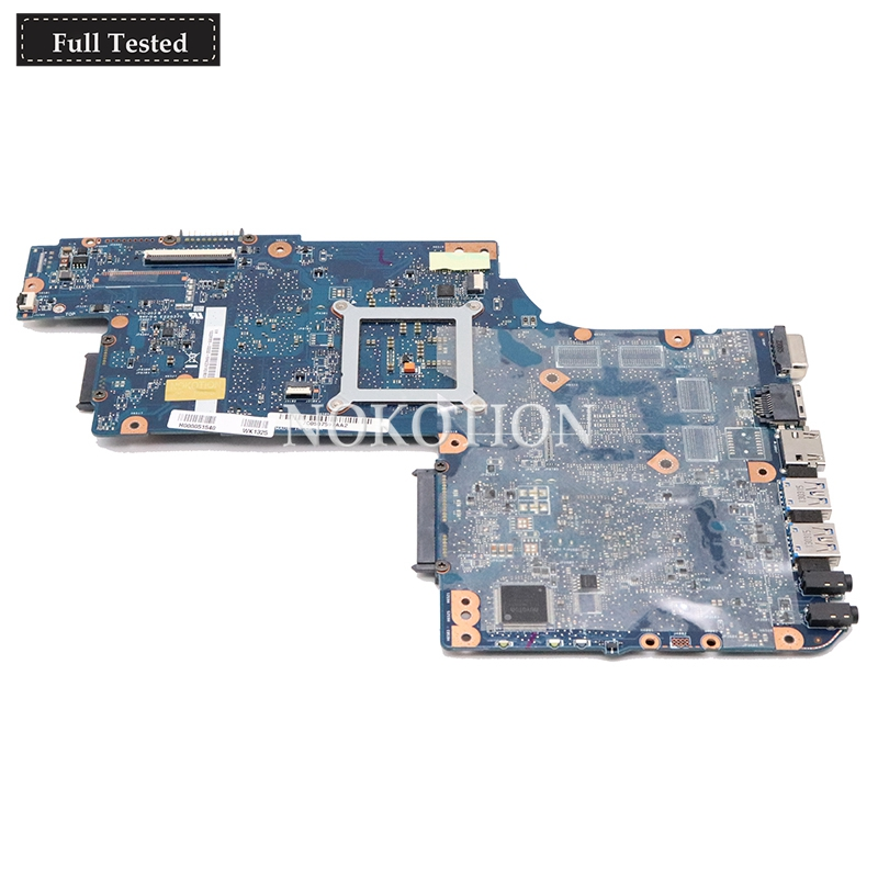 motherboard graphics NOKOTION Brand New H000051540 Main board For toshiba satellite C850 L850 c855 Laptop motherboard HM76 intel HD GMA Graphics (5)