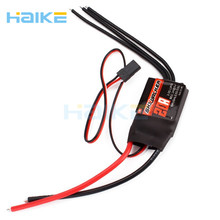 HAIKE Airplanes Wholesale Hobbywing Skywalker 20A ESC Speed Controler With UBEC For RC Airplanes Helicopter Quadcopter BLM