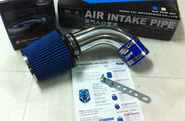 AIR INTAKE PIPE KIT+1 Air FILTER for Ford Mondeo Fusion 2.3/2004-2006 Mondeo 2.5, car AUTO Tuning