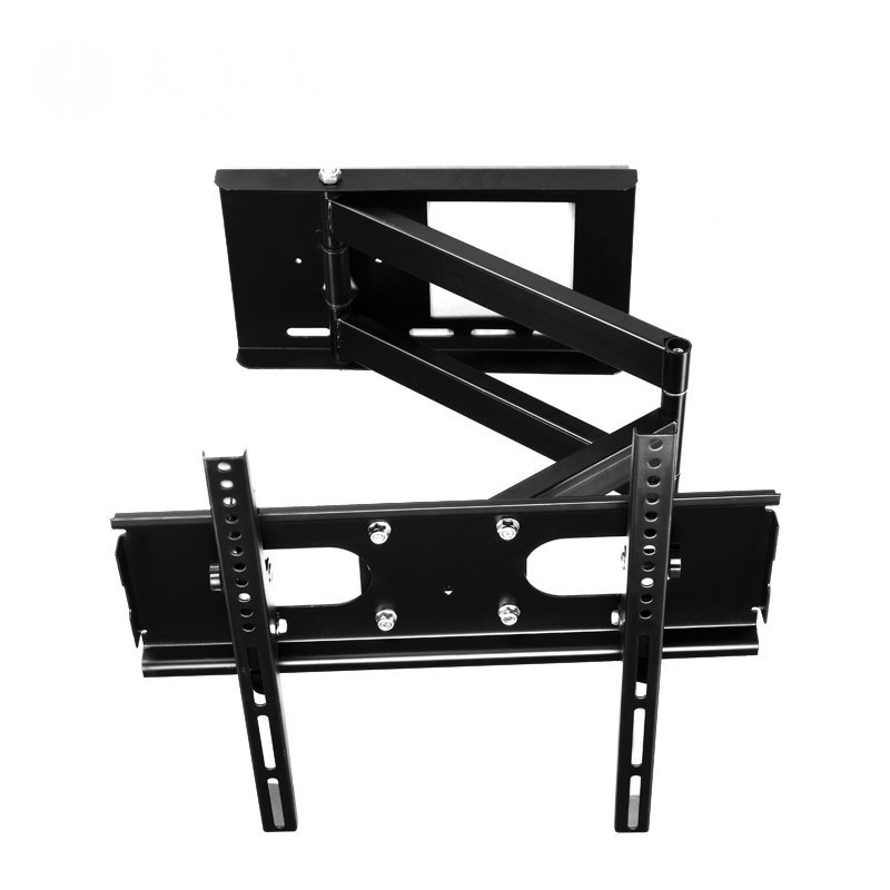 Gentil Freee Shipping Universal Full Motion TV Wall Mount Retractable TV Bracket  For 23~ 47 Inch LCD LED Plasma TV Rack Vesa 400x400mm In Pneumatic Parts  From Home ...