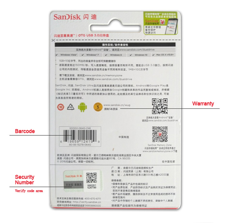 Buy Genuine Sandisk Ultra 32gb Dual Otg 130mb S Usb 30 1 09 10
