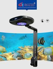 אקווריום אור 30 w 52 w ניתן לעמעום Led אקווריום אורות אלמוגים מנורת לימי אקווריום דימר מקצועי דגים ומימיים תאורה