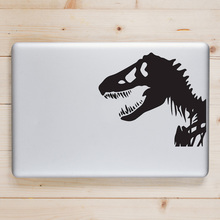Rex Dinosaur Skeleton Laptop Decal for Apple Macbook Pro Air Retina 11 12 13 15 inch for Xiaomi Mac Surface Book Skin Sticker