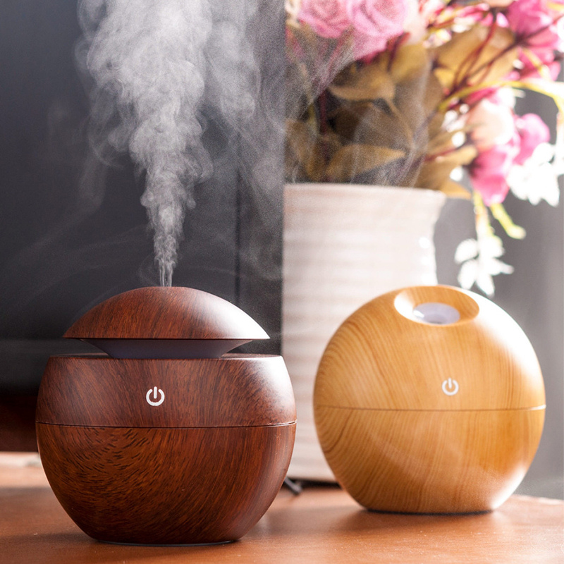 Essential Oil Diffuser Air Purifier 22