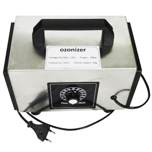 Image 2 - ATWFS Air Ionizer OzoneOzone Generator 220v 20g/10g Hour Purifier Ozonator Scent Machine Air Cleaner Ozon O3 Ozonizer