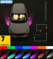 Car Styling Car Angel Wings lights LED welcome Projector Light for Nissan qashqai tiida almera juke primera x trail Accessories