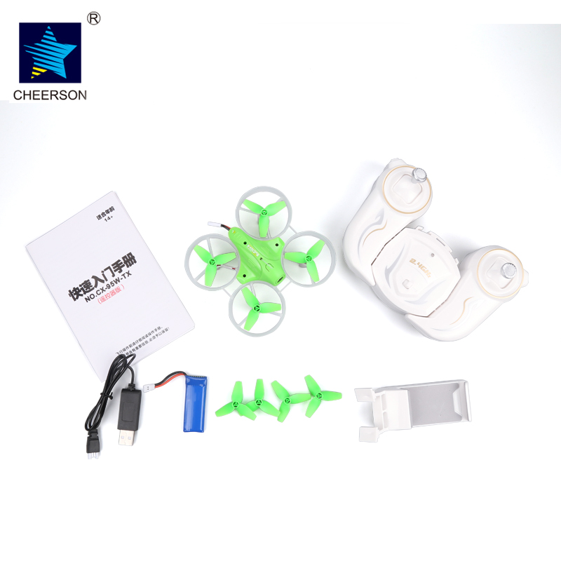 Cheerson CX-95W RC Helicopter TINY Drone With Camera WiFi FPV Racing Mini UFO Quadcopter Dron RTF Pocket Drone VS X600