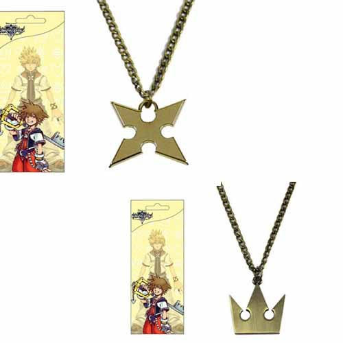 Anime wholesales 5pcsset kingdom hearts sora roxas accessories anime wholesales 5pcsset kingdom hearts sora roxas accessories metal pendant necklace anime cosplay toy aloadofball Gallery