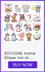 HTB1sKJje8Cw3KVjSZFlq6AJkFXab ZOTOONE Cute Cartoon Animal Patches Heat Transfer Iron on Patch for T-Shirt Children Gift DIY Clothes Stickers Heat Transfer G