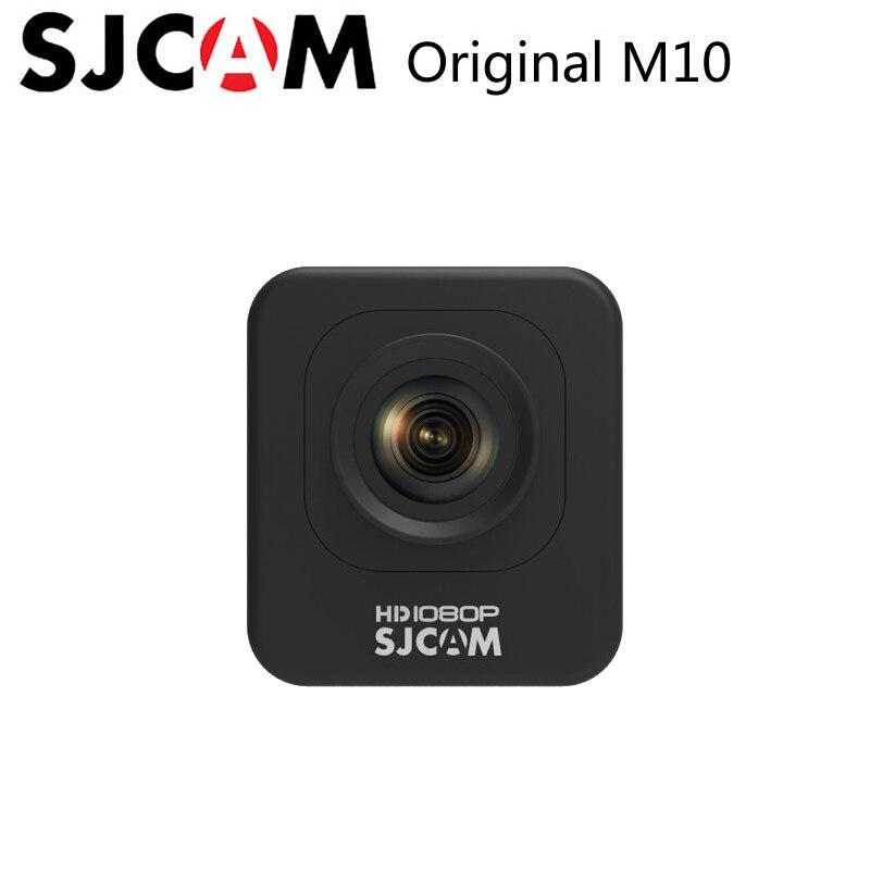 100% Оригинальные SJCAM M10 Спорт действий Камера Full HD 1080p Водонепроницаемая камера для дайвинга до 30 м DVR Sports DV видеокамера