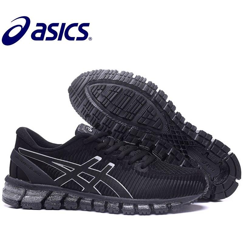 2018 Original nouveauté Asics gel-quantum 360 chaussures homme respirant chaussures de sport de course chaussures de Tennis en plein air Hongniu