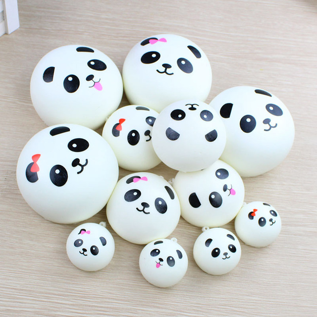 Anti Stress Reliever Kawaii Squishies Squeeze