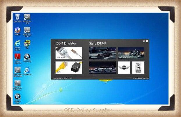 Prix pour 2017 Dernière Version Icom A2 + B + C/Icom A3/Icom A2 prochaine Logiciel installé dans 500G HDD en Stock avec Livraison Gratuite et Support Technique