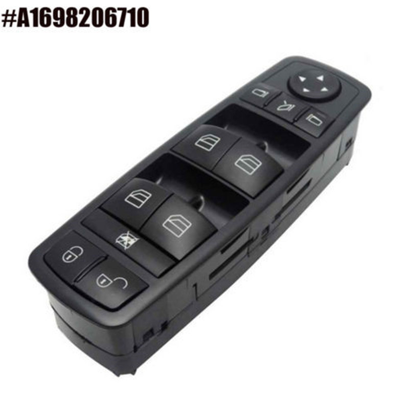 Power Window Lock Switch Electric Window Switch for Mercedes-Benz <font><b>A1698206710</b></font> image