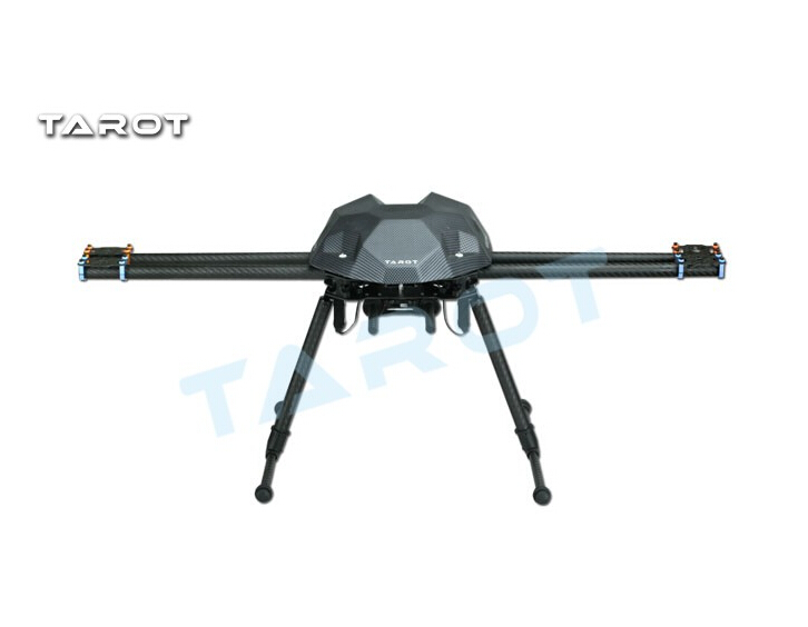 F17603  XS690 TL69A01 Sport Quadcopter +TL69A02 Metal Electric Retractable Landing Gear Skid TL8X002 Controller for FPV-in Airframes from Consumer Electronics    2