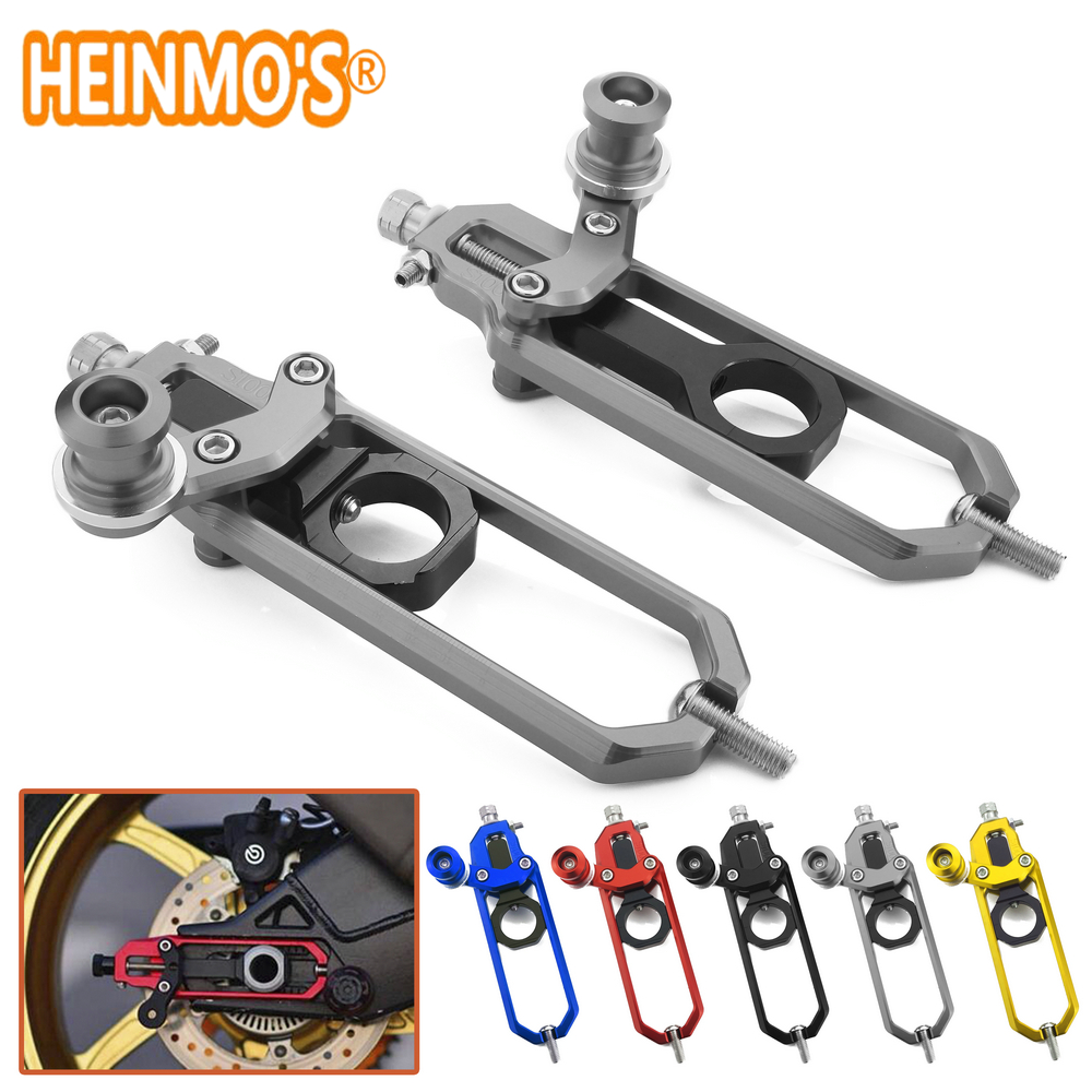 Chain Adjusters Tensioners Accessories For BMW S1000RR S 1000 R RR S1000R 2009 2010 2011 2012 2013 2014 2015 2016 kemimoto s1000rr radiator grill with oil cooler guard cover protector for bmw s 1000 rr hp4 2009 2010 2011 2012 2013 2014