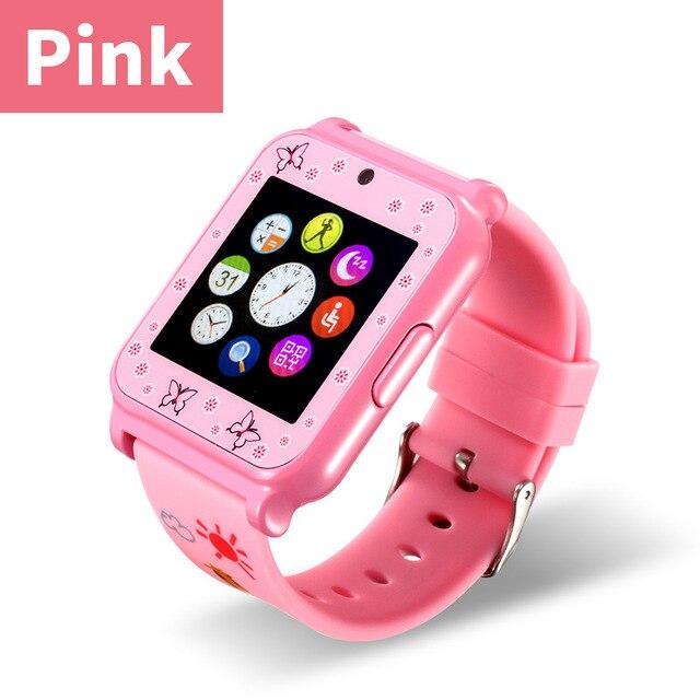 XINJIA Children's Smart Watches High-tech Multi-function Electronic Watch For Girls LED Smart Digital Wristwatches KT-23