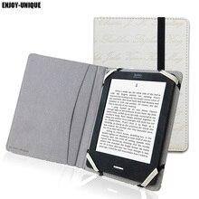 Чехол для Onyx Boox James Cook 6 дюймов читалка ПУ кожа с принтом защитный чехол для кожи