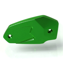 цена на For Kawasaki Z900 Z 900 Motorcycle Front Cylinder Fluid Reservoir Cover CNC Aluminum Moto Motorbike Accessories With Z900