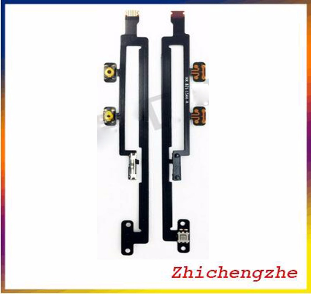 Power Volume Flex Cable for ipad Air 5 swith on off button control power flex cable for ipad mini
