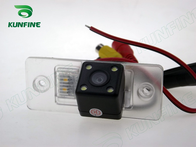 HD CCD car Rear view Camera for VW passat/ Golf/ Touran/ Jetta/ Sharan/ Touareg Parking assist trunk handle Free Shipping