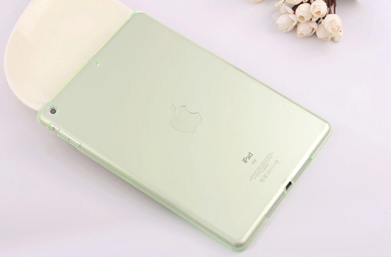 TPU Silicone Clear Case For Apple iPad mini Case Transparent Slim Armor Funda For Capa Para iPad mini retina Cover floveme 7 9 mini4 transparant slim thin cover for apple ipad mini 4 case soft silicone gel crystal clear back funda cases