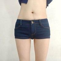 Women Open Crotch Tassel Pencil Micro Mini Jeans Skirt Tight Hip Slim Package Hip Skirt Button Crotch Bottom Wear Plus Size 55