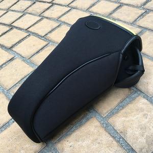 Image 3 - Saco portátil da caixa da câmera para nikon d600 d610 d800 d810 d850 d750 d700 d300 70 200mm 80 400 capa protetora bolsa interior macia